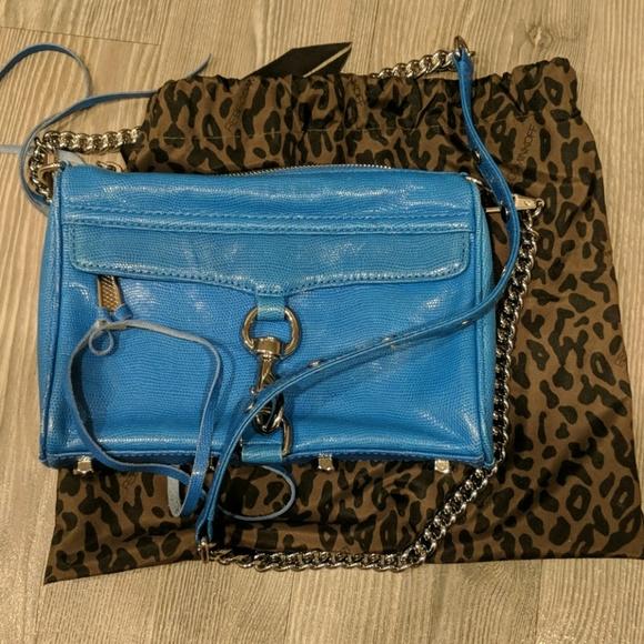 Rebecca Minkoff Handbags - Rebecca minkoff mini Mac crossbody